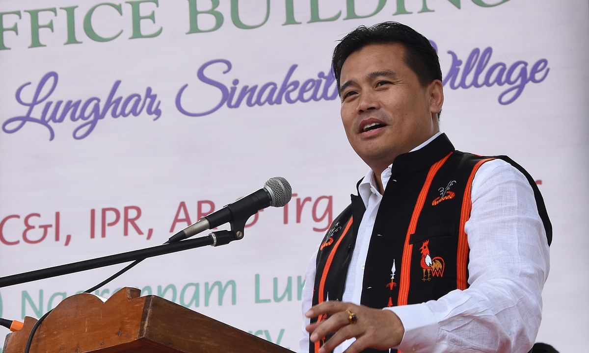 Connectivity vital for development of society: Manipur minister