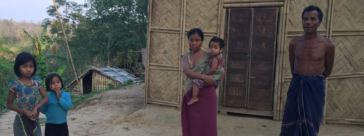 The tribals in Tripura have suffered due to unemployment and ignorance at the hands of their own people