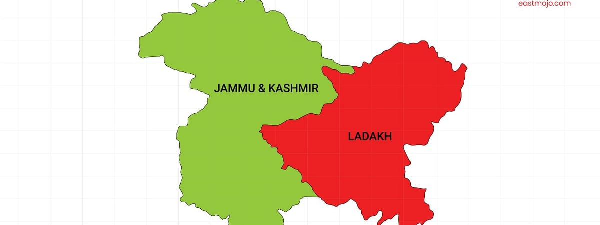 Jammu & Kashmir is all set to be bifurcated into two Union territories