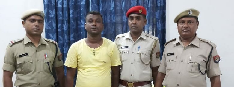 The police arrested the accused, Aziyar Rahman, from the Shakti Ashram market area under Fakiragram police station in Kokrajhar on Wednesday