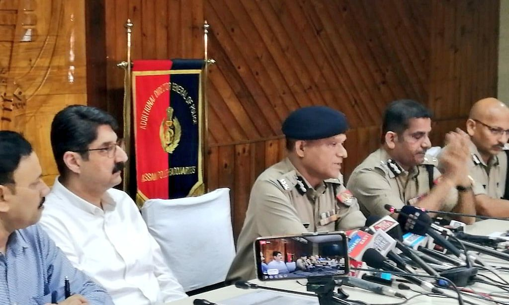 Police all set to tackle any situation in post-NRC Assam: DGP