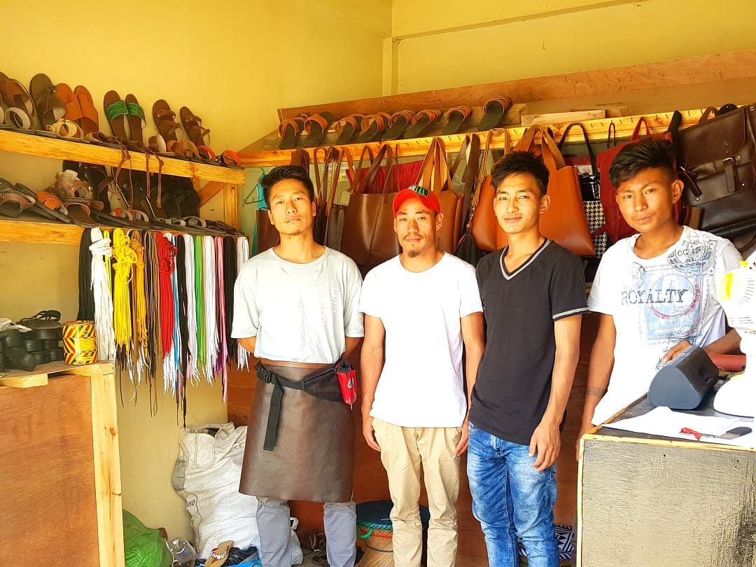 Naga shoemakers weaving success stories, one footwear at a time