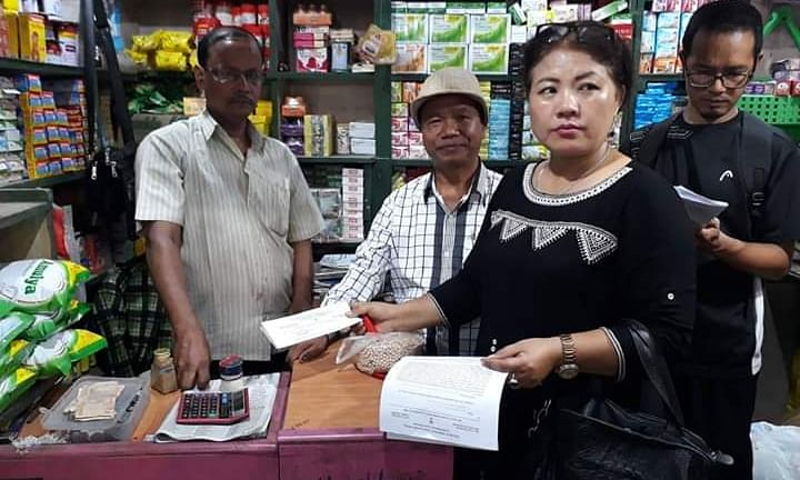 Mizoram traders urge locals not to let out property to 'outsiders'