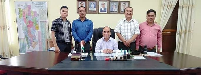Mizoram CM Zoramthanga agreed to a proposal to prepare official document declaring the Inner Line Reserve Forest as belonging to the state