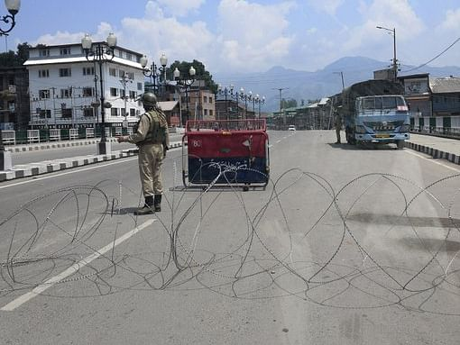 Postpaid mobile services resume in J&K; but Net  remains suspended