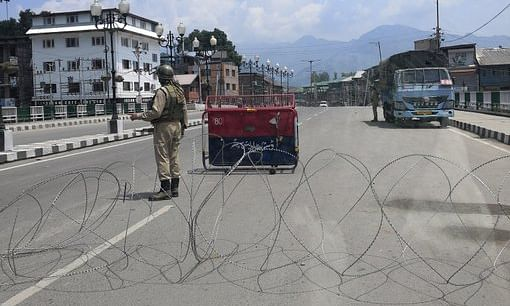 Curfew in Kashmir taking a toll on mental health of locals