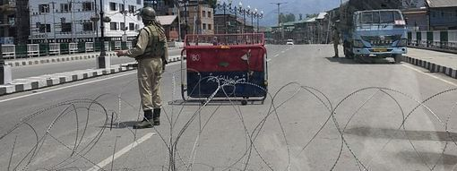 Mobile services in Jammu & Kashmir were shut down on August 5 this year