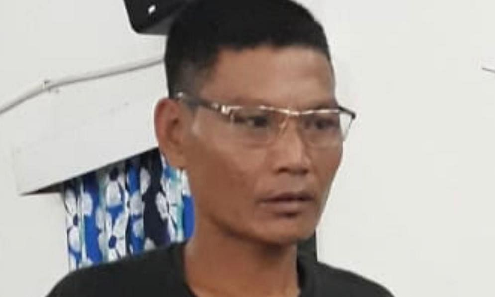 BREAKING: NSCN-IM 'area commander' held in MLA Tirong Aboh case
