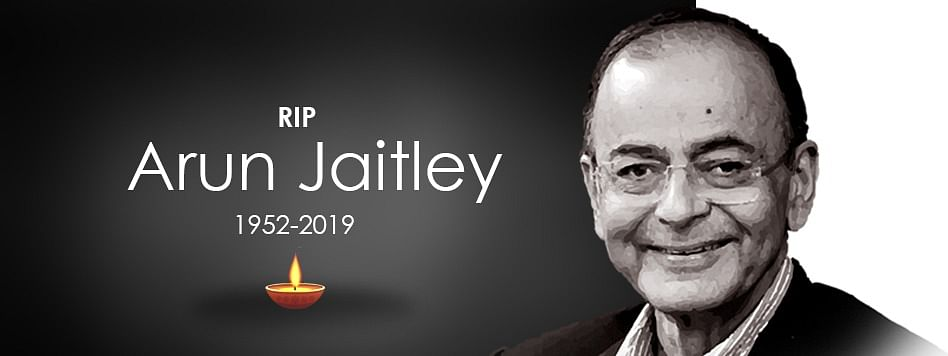 Arun Jaitley was the finance minister in the PM Narendra Modi-led government from 2014 to 2019; also briefly held the defence port folio in 2017