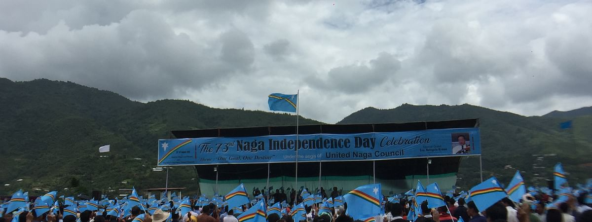 Nagas believe in freedom and love freedom, says NPMHR