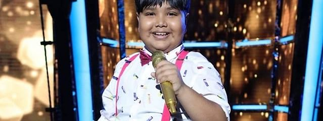 Assam boy Harshit Nath participating in 'Superstar Singer' currently being aired on Sony TV