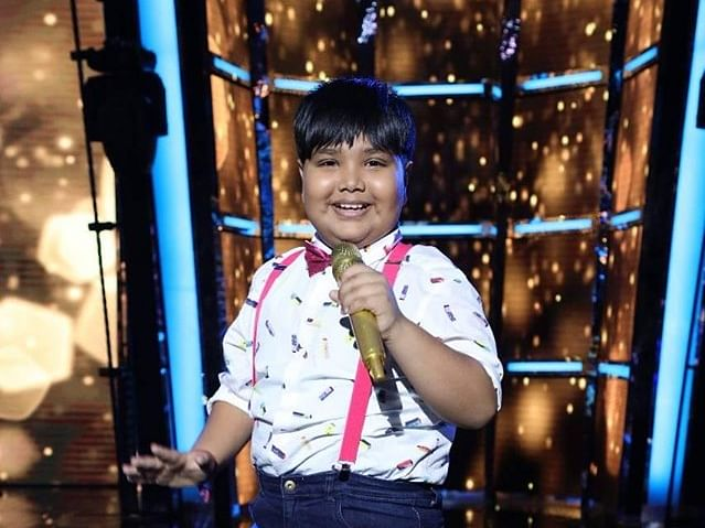 Assam's Harshit Nath shines in 'Superstar Singer', enters top 16