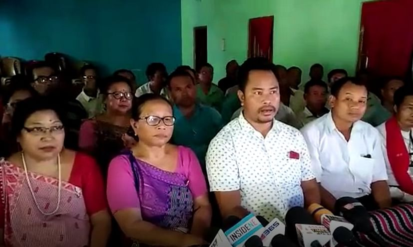 Assam: Teachers call off pen down strike in Karbi Anglong