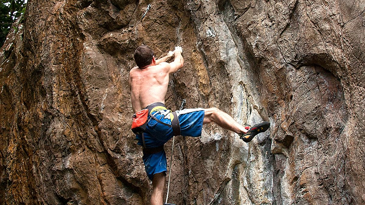 Sikkim to host 4th All India IMF Sport Climbing Competition