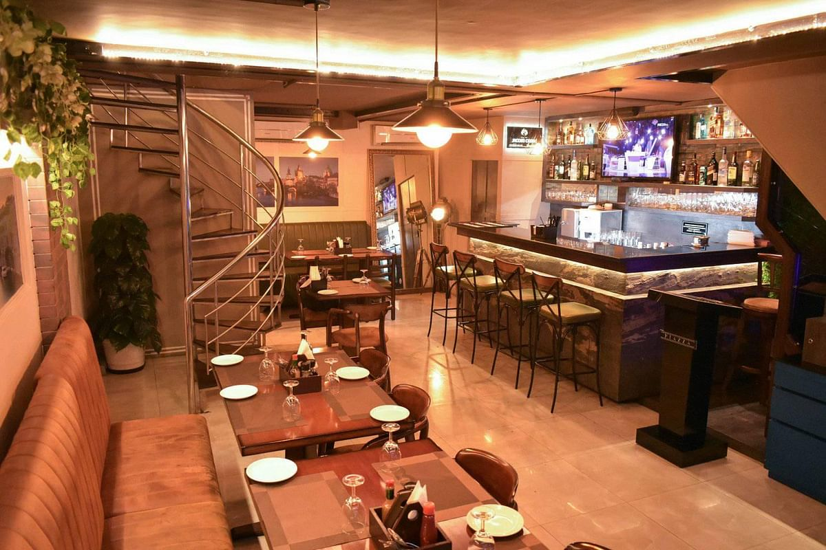 The journey for this modern European café-bar began in 2018 with an idea to provide the best and delectable pizzas in Guwahati