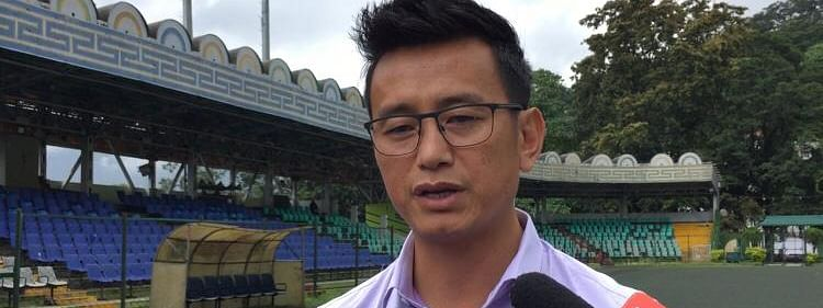 Hamro Sikkim Party founder Bhaichung Bhutia