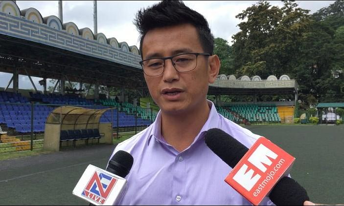 'Put on paper' that Sikkim is exempt of CAB: Bhaichung Bhutia