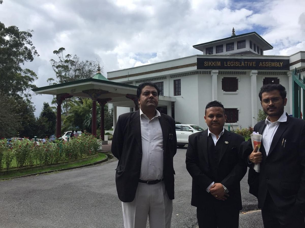 Sikkim Assembly Speaker rejects petition against 12 defected MLAs