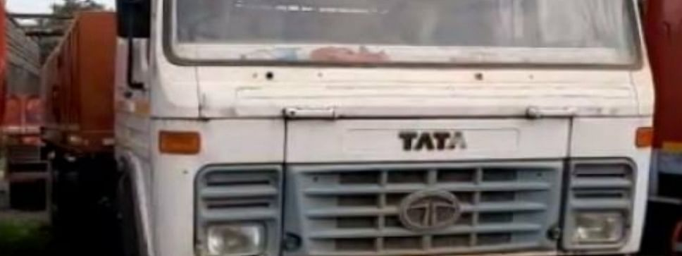 The truck that was issued the hefty challan in Odisha on August 10