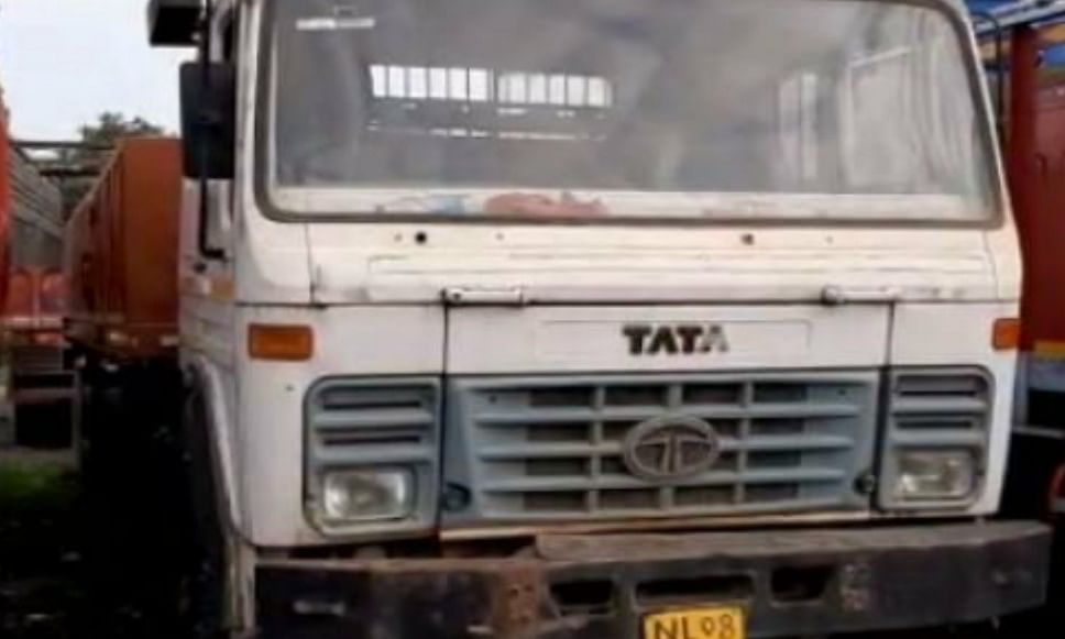Nagaland truck owner fined Rs 6.53 lakh in Odisha!