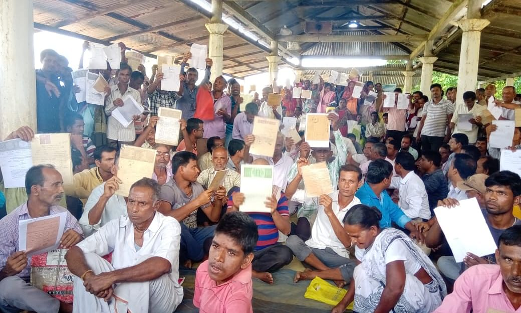 NRC: Assam locals threaten mass immolation over exclusion of names