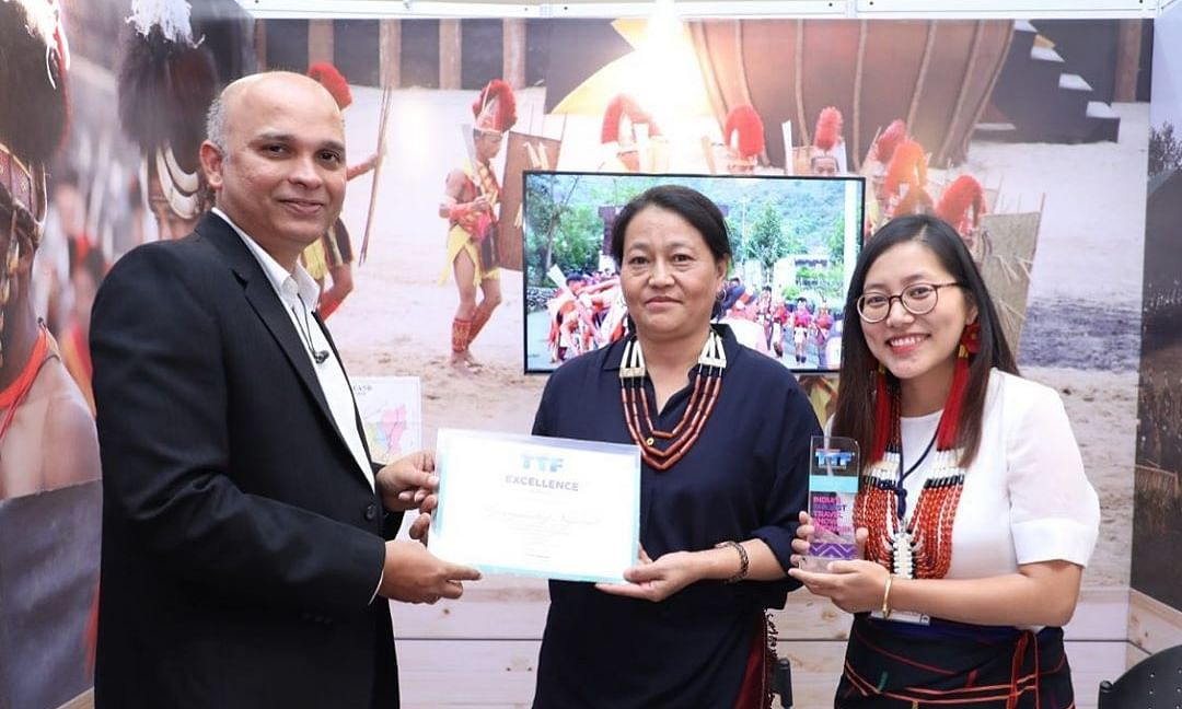 Nagaland gets 'Most Promising New Destination' award