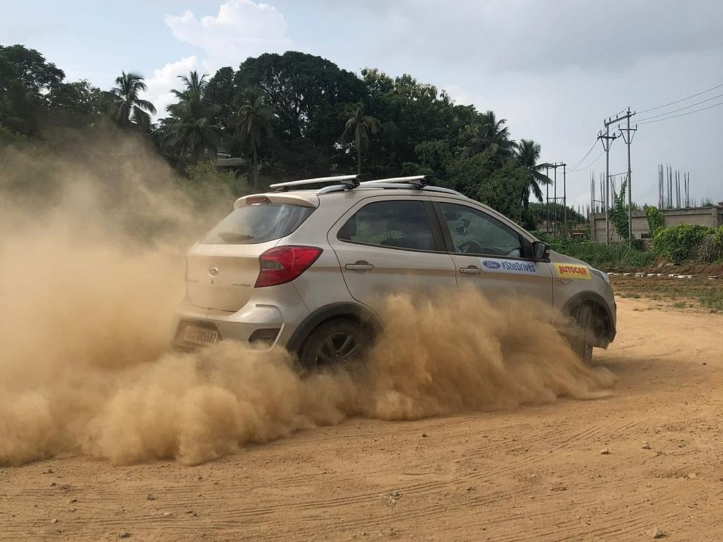 On track: How these women got to drive like a pro in Guwahati