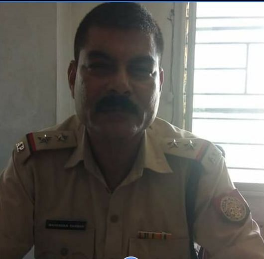 Mahendra Sarmah, the officer in charge of Burha police outpost, has been suspended with immediate effect