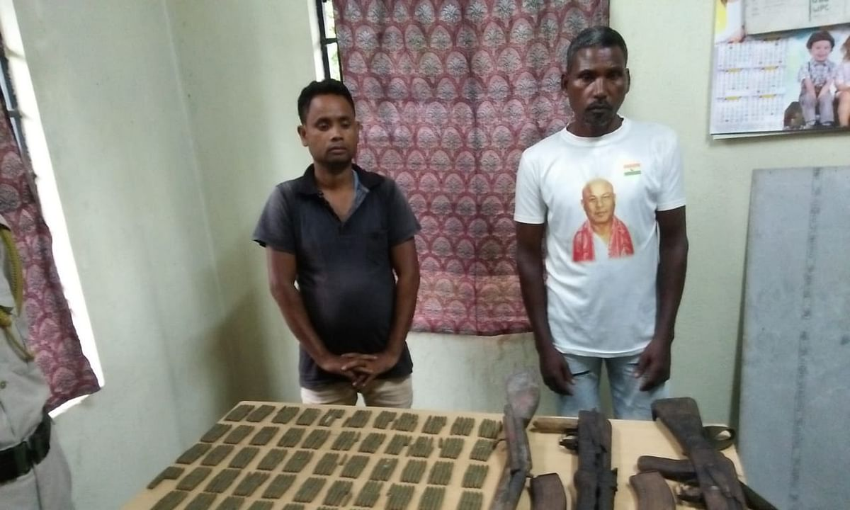 Assam: Security forces nab 2 Adivasi militants from  Kokrajhar