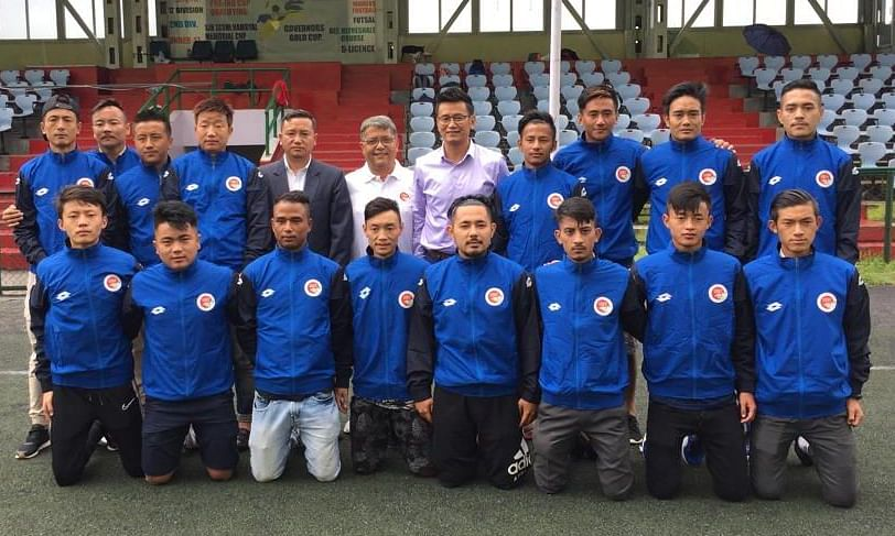 Emotional farewell to players as United Sikkim FC shuts down
