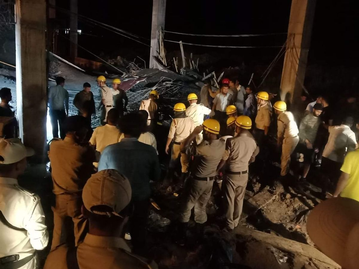 Manipur: AAI orders probe into Imphal Airport building collapse