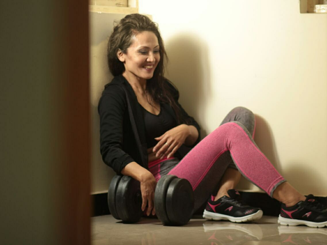 How this 51-yr-old Mizo singer became a body-positive fitness icon