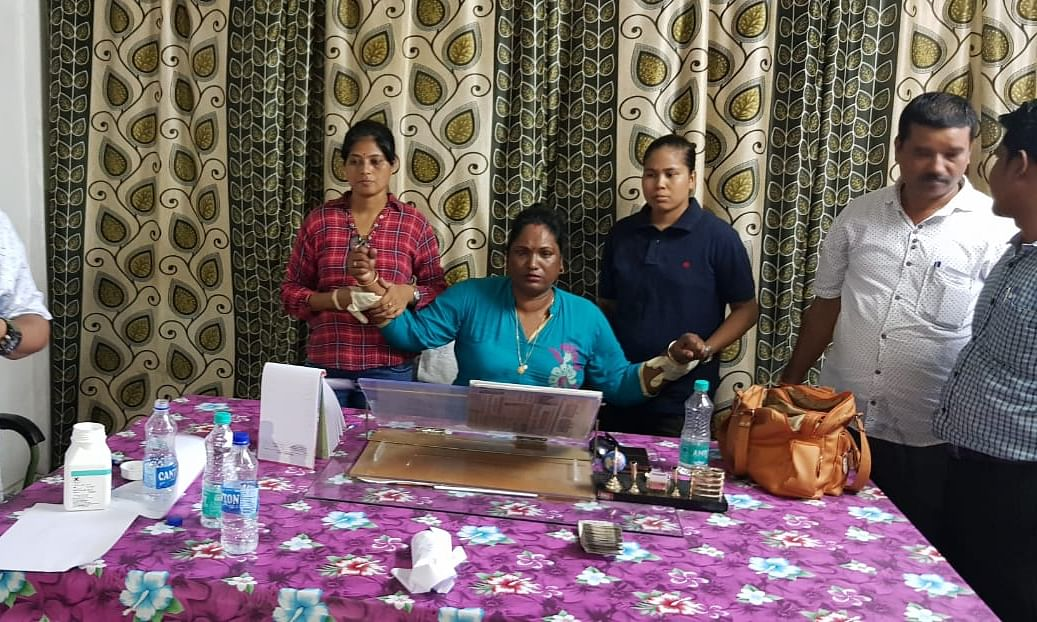 Assam: Dist sports officer caught red-handed taking Rs 30k bribe