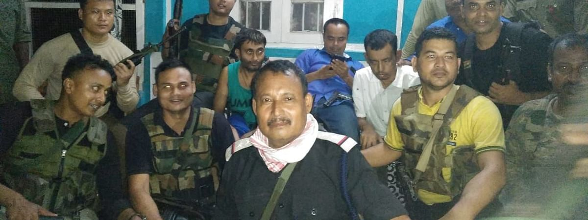 The Assam police team that cracked the kidnapping case in Karbi Anglong