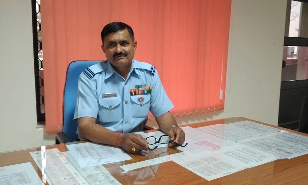Assam NRC: IAF veteran Chabindra Sarma's name excluded from list