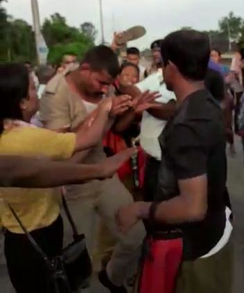 The women allegedly received severe injuries after they were beaten up by the police in Darrang, Assam on September 8