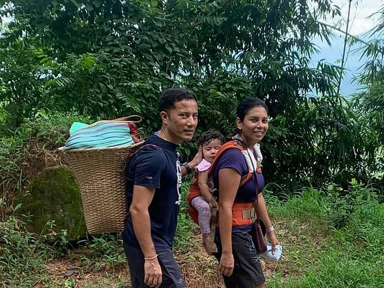 Meghalaya IAS officer's weekly 10km walk to market is so inspiring