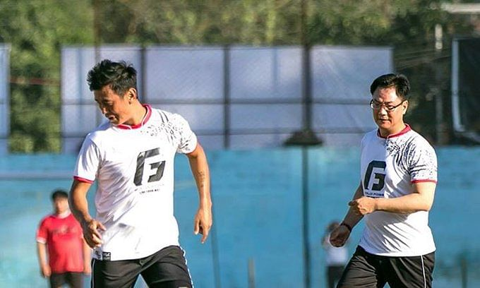 Bury FC's collapse: Ex-footballer Bhaichung Bhutia saw it coming