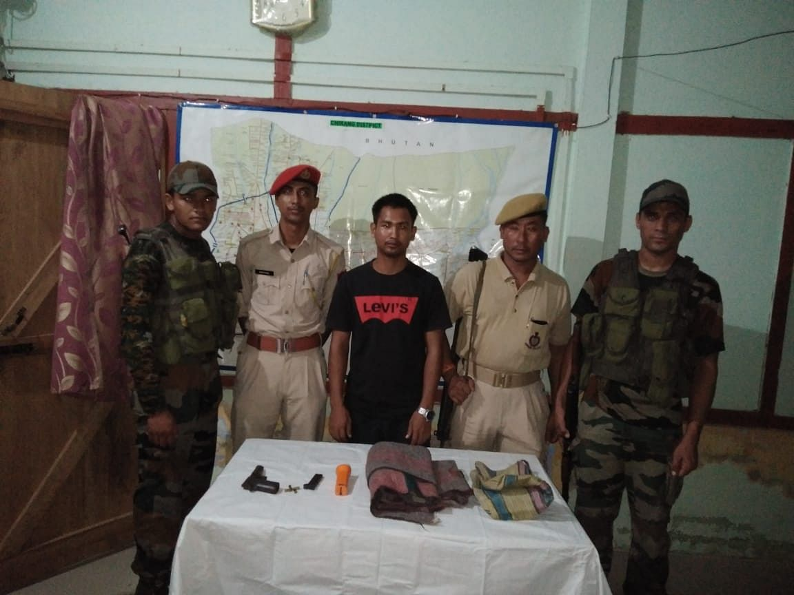 Assam: On the run for over a year, NDFB(S) rebel held in Chirang