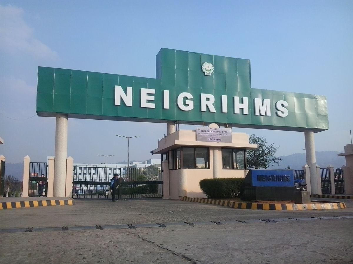 Meghalaya: NEIGRIHMS to treat critically-ill non-COVID19 patients