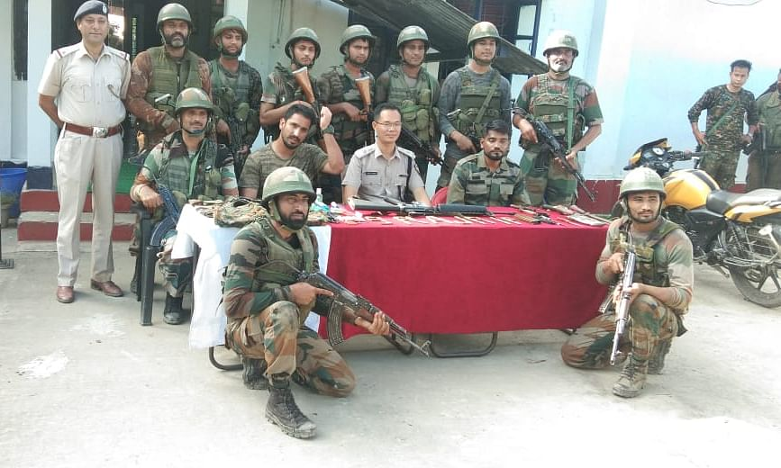 Arunachal Pradesh: NSCN-R militant killed in 2-hr-long gun battle
