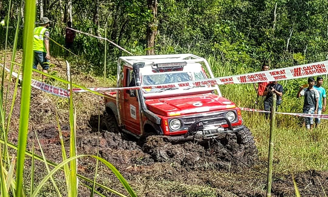 This off-road challenge in Meghalaya is all about natural terrains