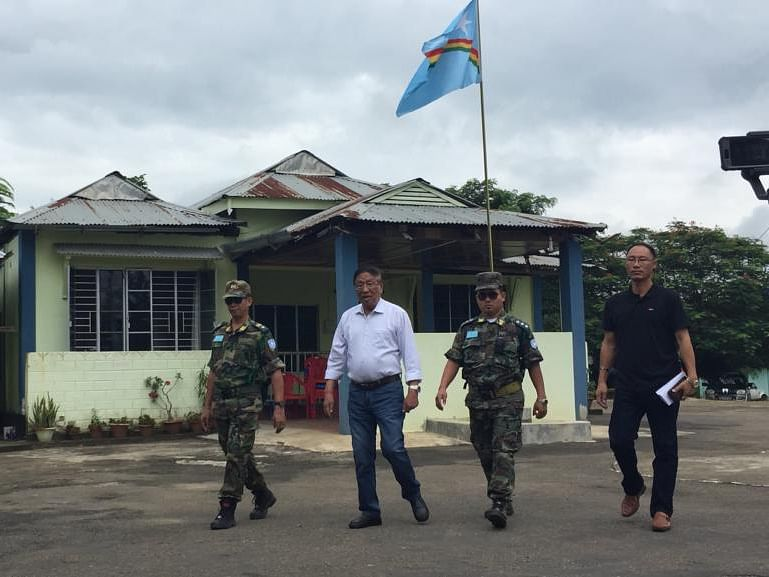 Centre, NSCN-IM 'agree' on demand for 'flag' ahead of D-Day?