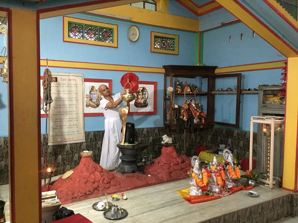 How Hindu temples are gearing up to celebrate Dussehra in Mizoram