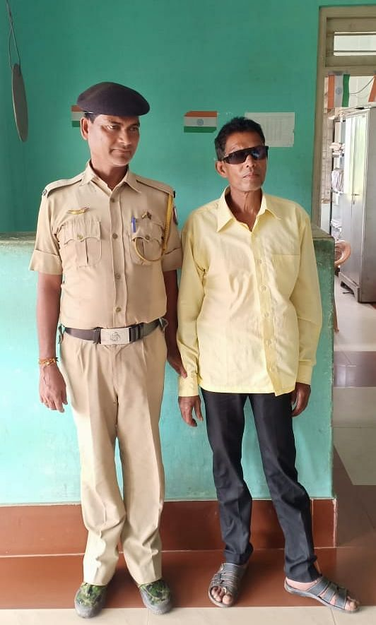 Bachu Kaul (56) was arrested for his involvement in a theft case dating back to 1978