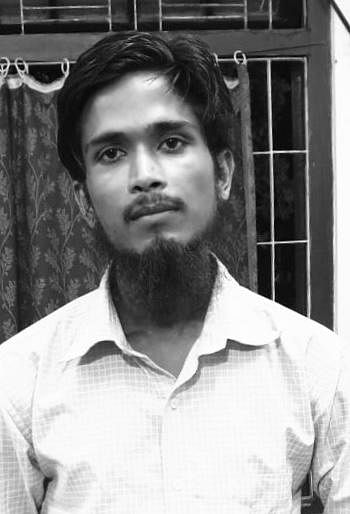 Furkan Hussain, a resident of Dibrugarh, was arrested by the police for his alleged involvement in the violence on Muharram