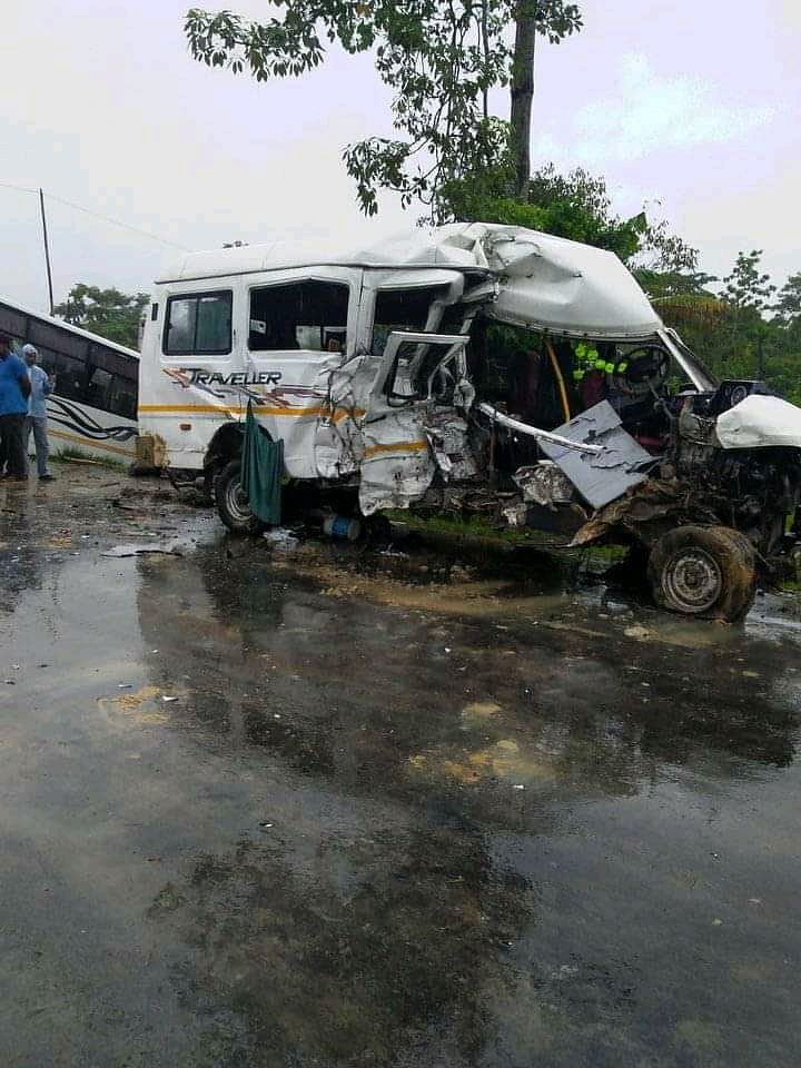The injured have been taken to Demow model hospital from where they were referred to Assam Medical College and Hospital in Dibrugarh