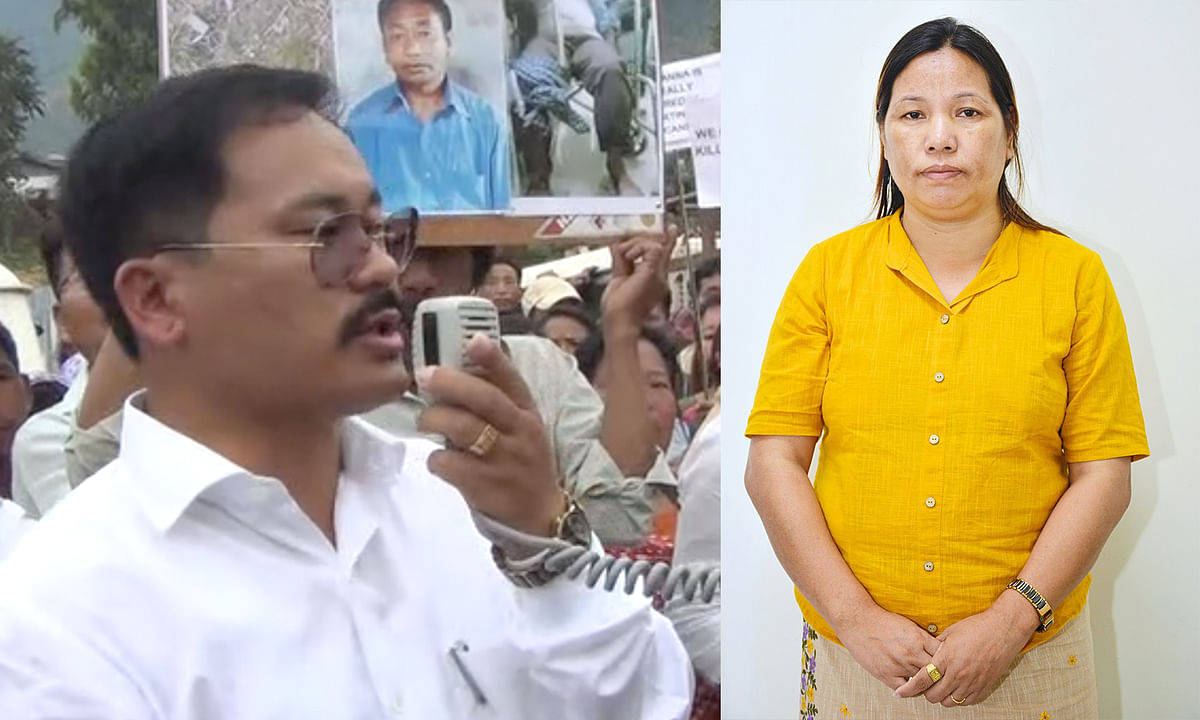 Arunachal by-poll: Slain MLA's widow Chakat Aboh wins Khonsa West