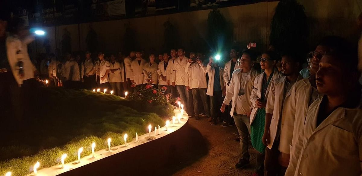 The recent assault and death of the senior doctor has imbibed a fear psychosis in the minds of the doctors in Assam tea gardens