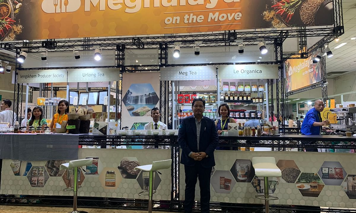 SIAL India 2019: Meghalaya pavilion steals the show in New Delhi